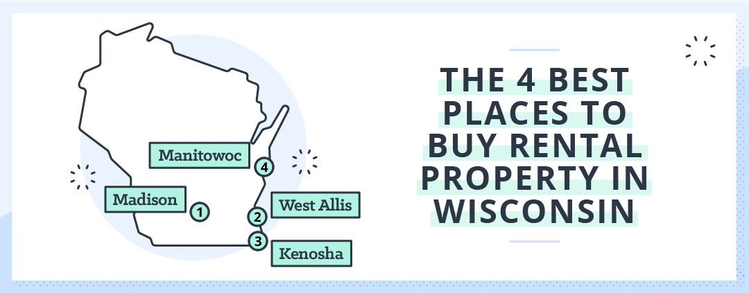 best places for rental investment in wisconsin